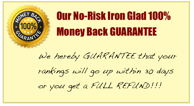 DIY SEO Money Back Guarantee